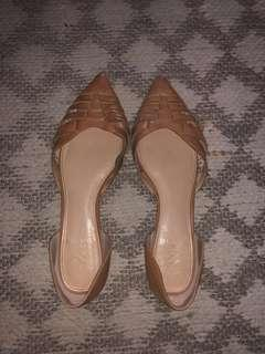 Vince Camuto Woven Flats - Size 8.5