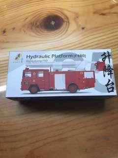Tiny微影 05 消防升降台 Hydraulic Platform(F480)
