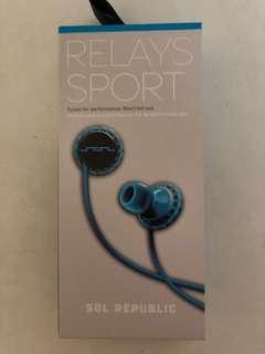 Sol Republic Relays Sport Earphones