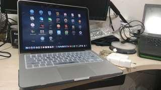 Macbook pro early 2015, layar 13 inch, 8GB RAM, 128 SSD