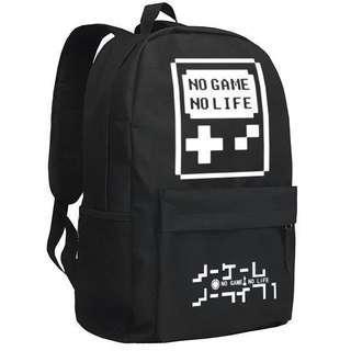 No Game No Life & Shoujo☆Kageki Revue Starlight Backpack / School Bag