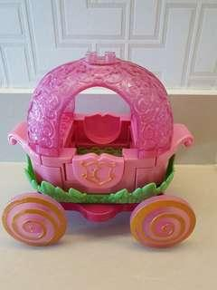 Princess Toy Carriage ( 2 items)
