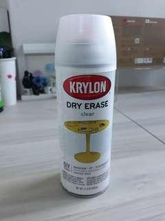 Clear spray for art and craft