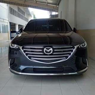 All new Mazda cx9 plus apple carplay..