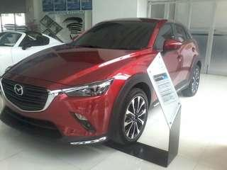 All new cx3