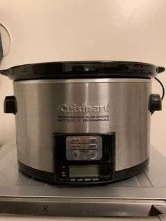 Cuisinart Programmable 3.5qt Slow Cooker