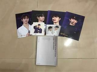 (LOOSE ITEM) Wanna One World Tour Items