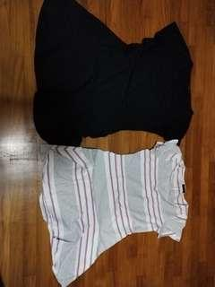 (Free NM)Used once Cotton On Cotton Dress L Size 2pcs for $9