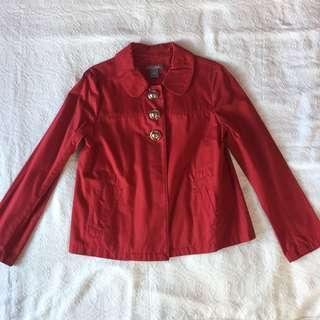 Red Coat (light, prefect for Spring)