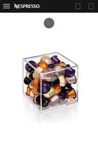 Nespresso capsule holder / case