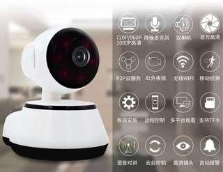 Full HD 1080P Wireless IP Camera