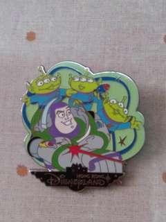 香港Disney 金屬匙扣,欠背後膠扣,完美主義者勿入。