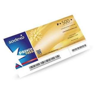 Sodexo Premium Pass worth 8K No Discount