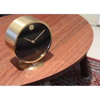 Museum Dial Desk Clock