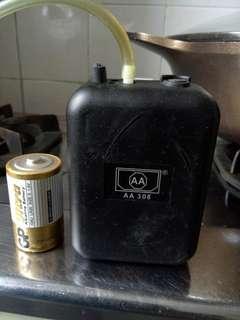 乾電釣魚氣泵 合魚缸 AA308