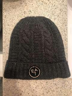Armani Exchange Wool Hat