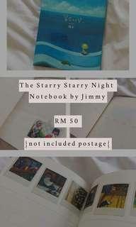 The Starry Starry Night Notebook by Jimmy