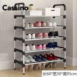 Ready Stock 5 Layer Shoe Rack #cnyhome