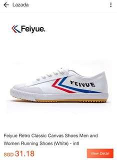 Feiyue Shoes Brand New 50% Off