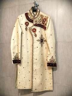 Embroidered Kurta for men