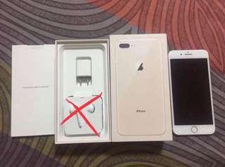iPhone 8plus 64Gb gold Openline