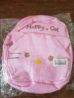Kitty Pink Backpack