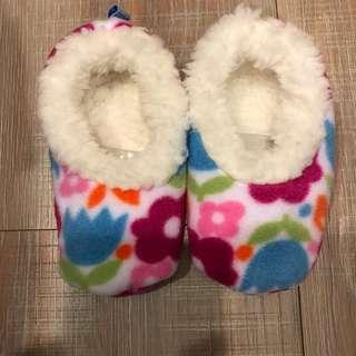 寶寶保暖室內鞋