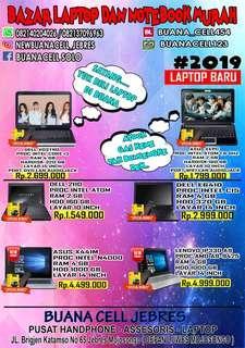 Ready stock Laptop dan Notebook Asus