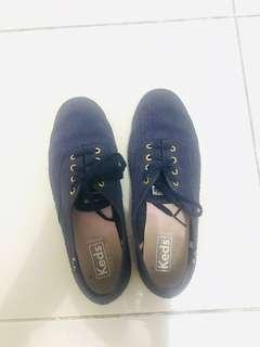 Keds Premium Embroidery Shoes; limited edition!