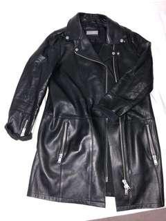 Danier Lambskin Leather Jacket