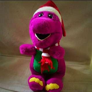 Barney Christmas (authentic)