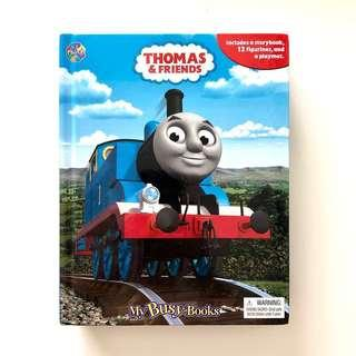 Thomas & Friends - My Busy Books