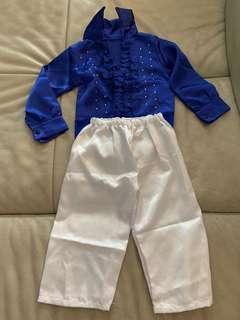 Elvis Presley dress up look