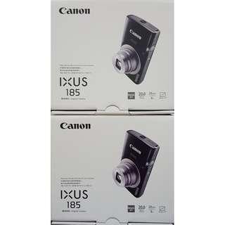 BUNDLE DEAL - Brand New Canon Digital Camera IXUS185