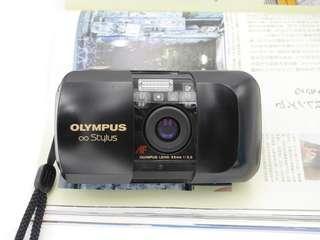 [FILM tested] Olympus GOLD MJU 1  Film Compact Camera
