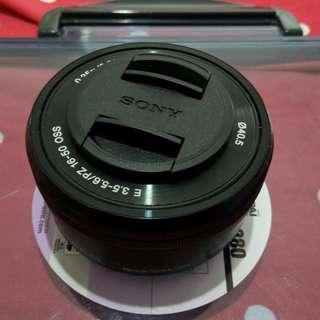 Lensa kit Sony a6000