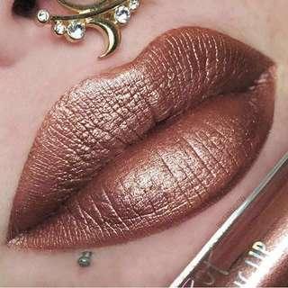 🚚 Colourpop Maneater Metallic Liquid Lipstick