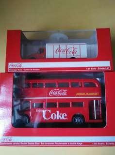 可口可樂車3架