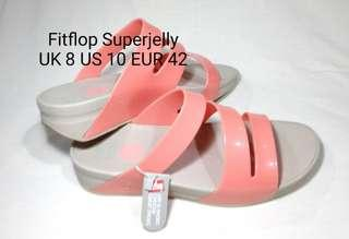 Authentic Fitflop Superjelly Twist