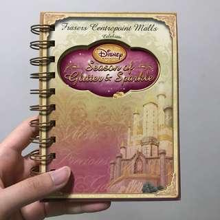 Disney Princesses notebook