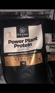 PRANA ON POWER PLANT PROTEIN SALTED CARAMEL
