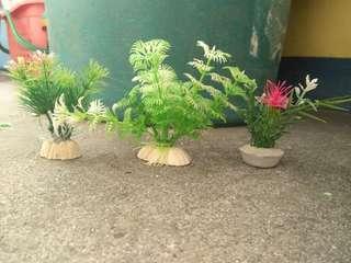 Aquarium Flower Decors