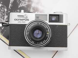 Olympus 35RC Film Rangefinder Camera *Professionally Serviced*