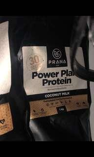 PRANA ON POWER PLANT PROTEIN COCONUT MYLK