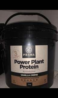 PRANA ON POWER PLANT PROTEIN VANILLA