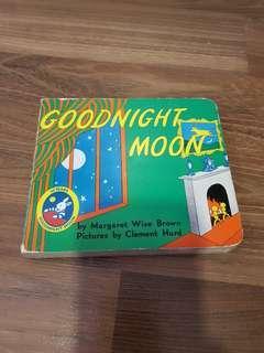 Good Night Moon Board Book