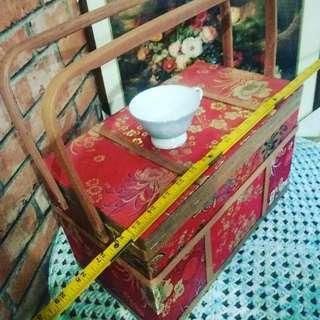 Kotak kayu lama
