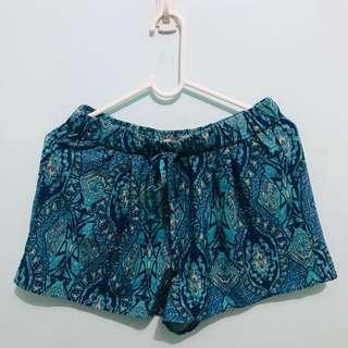 Forever 21 Boho Shorts