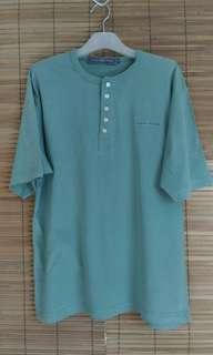 FREE POSTAGE Men's Green Top