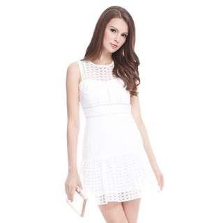 *CNY 50% OFF SALE* BNWT The Closet Lover Shanice Organza Dress